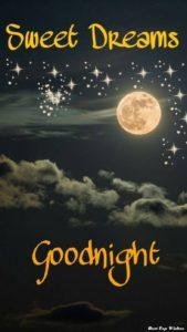 Good Night Wishes in English