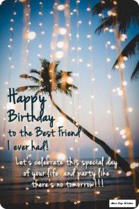 Birthday Wishes MSG
