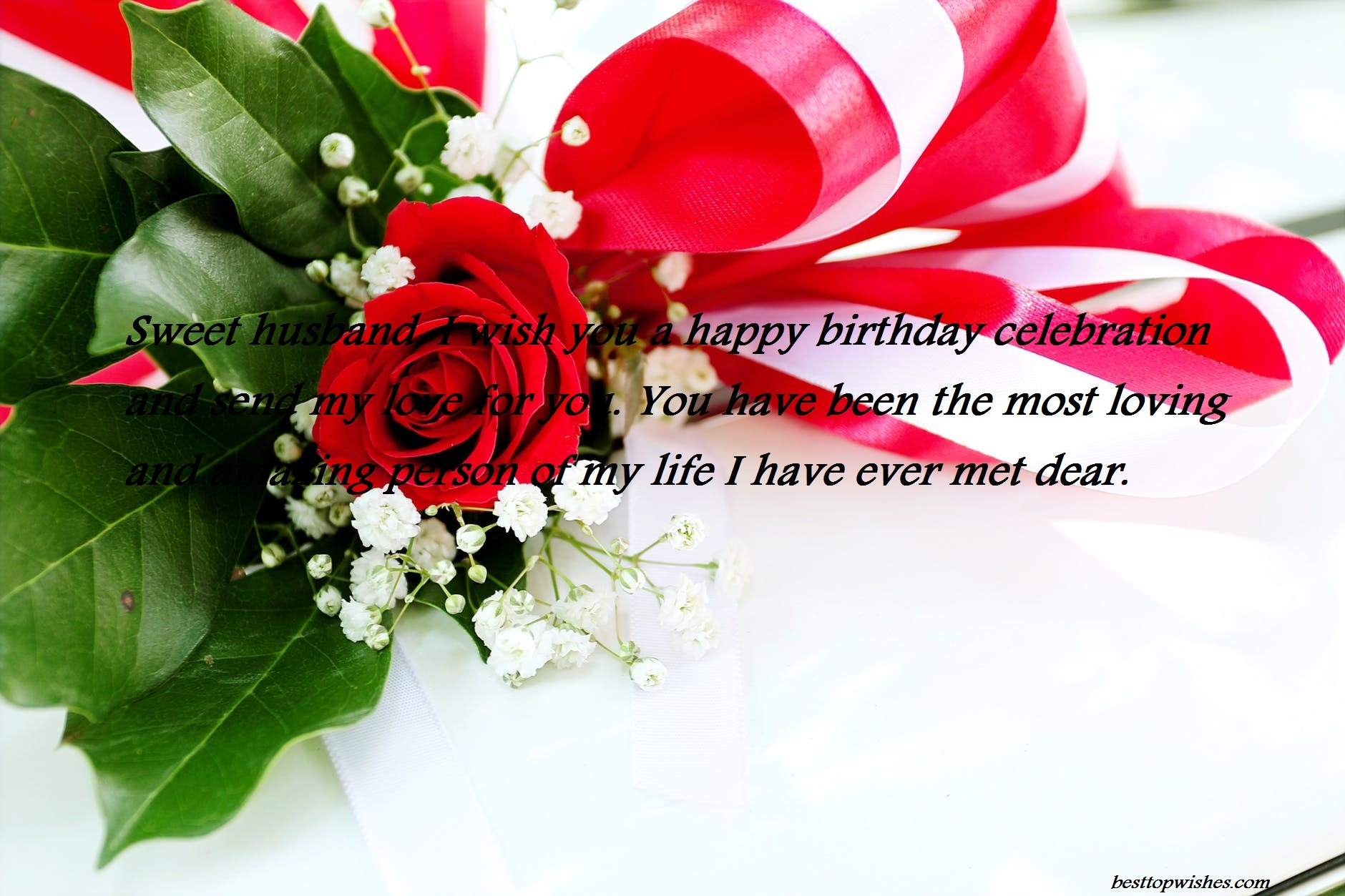 best birthday wishes for husband in English & Hindi