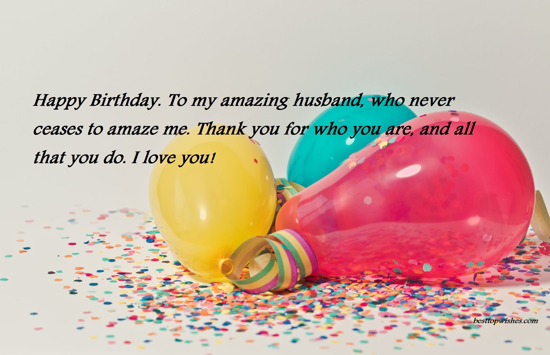 Funny Happy Birthday Wishes for Wife