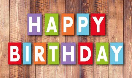 Happy Birthday Wishes for Boyfriend & Girlfriend