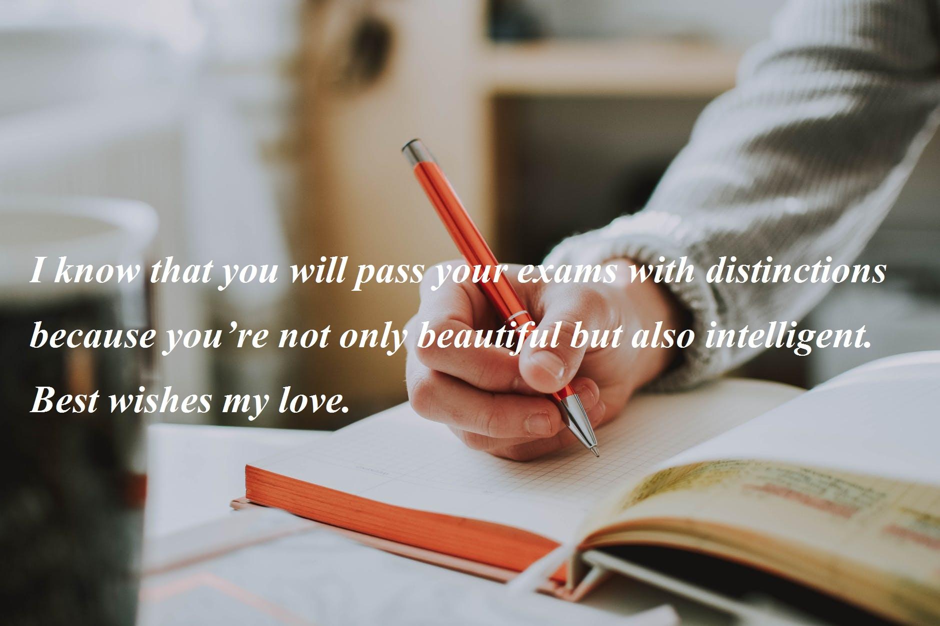 Exam Wishes Quotes