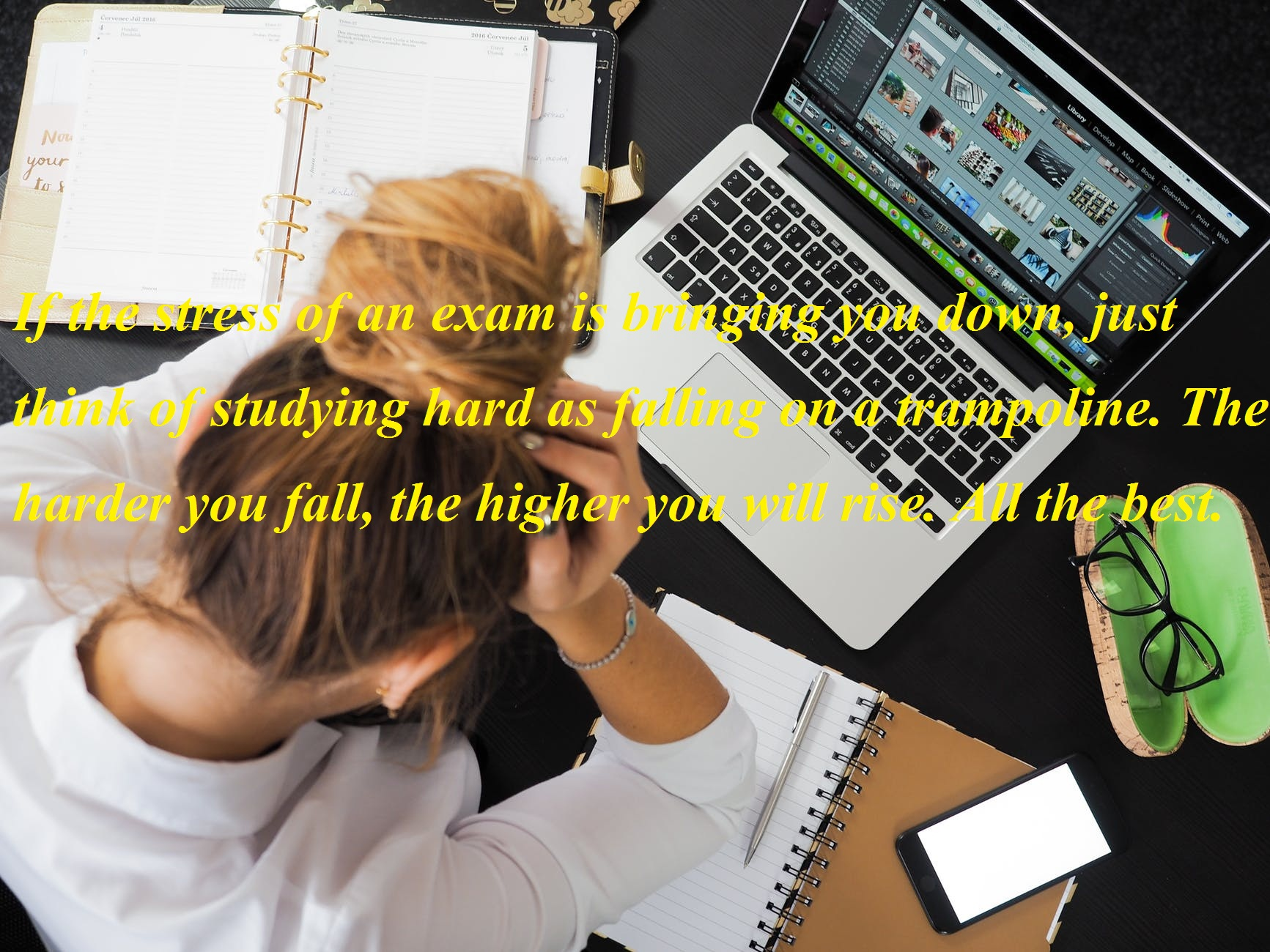 Best Wishes for Exam Messages