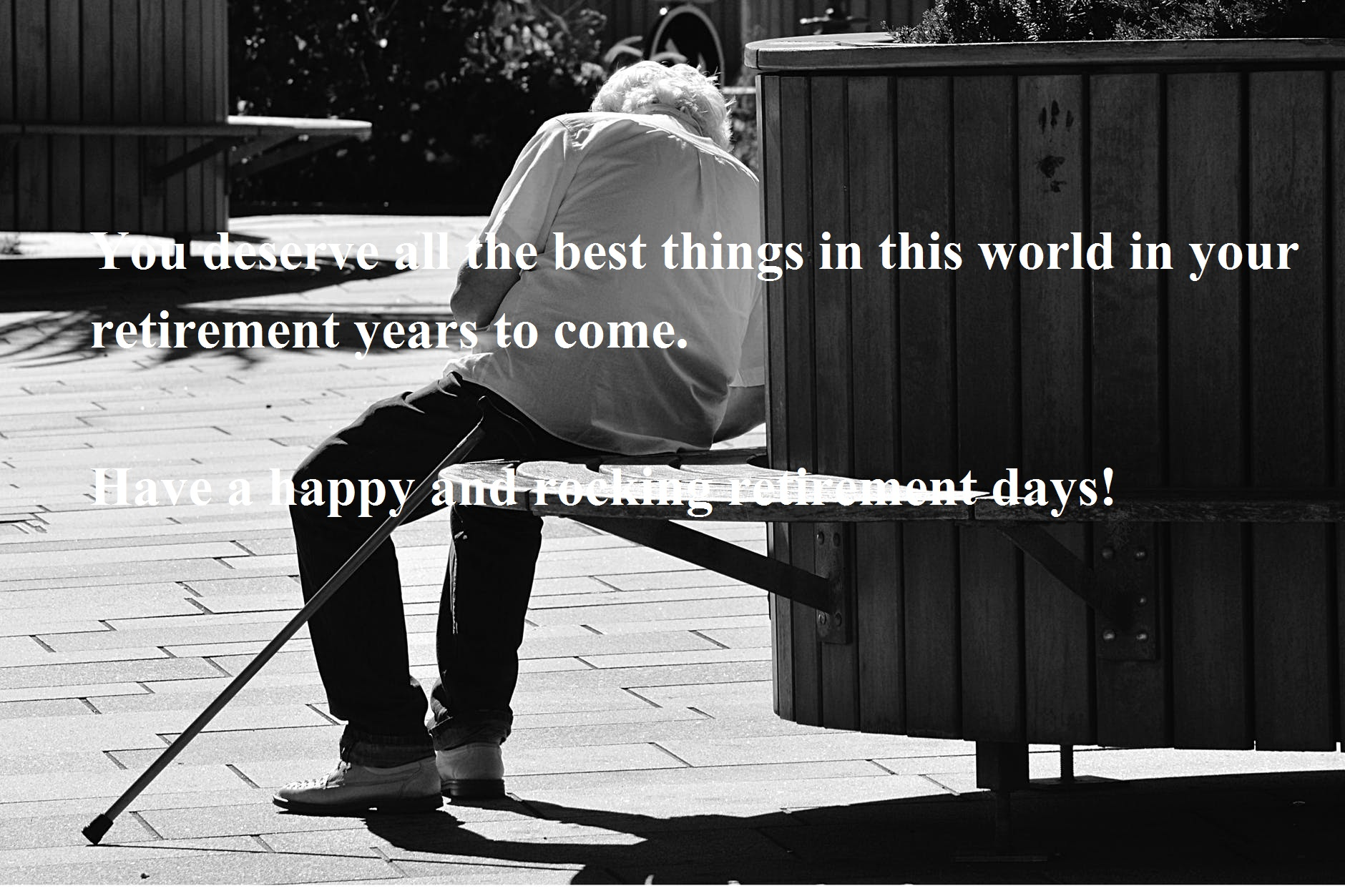 Inspirational Retirement Day Wishes