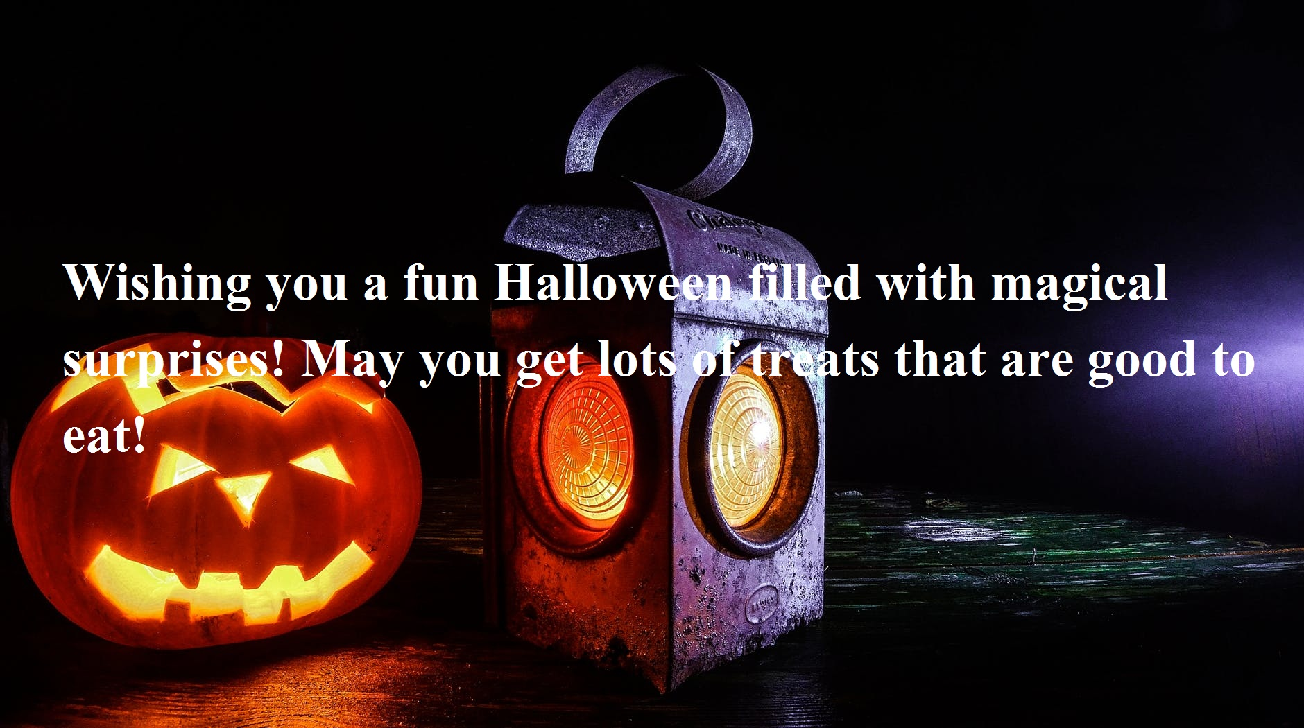 Happy Halloween Wishes Greetings
