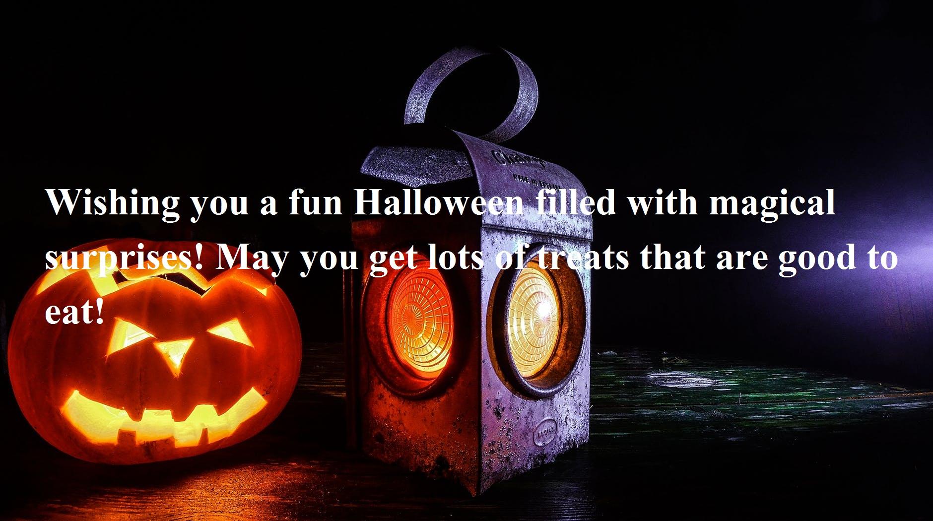 Happy Halloween Wishes Greetings