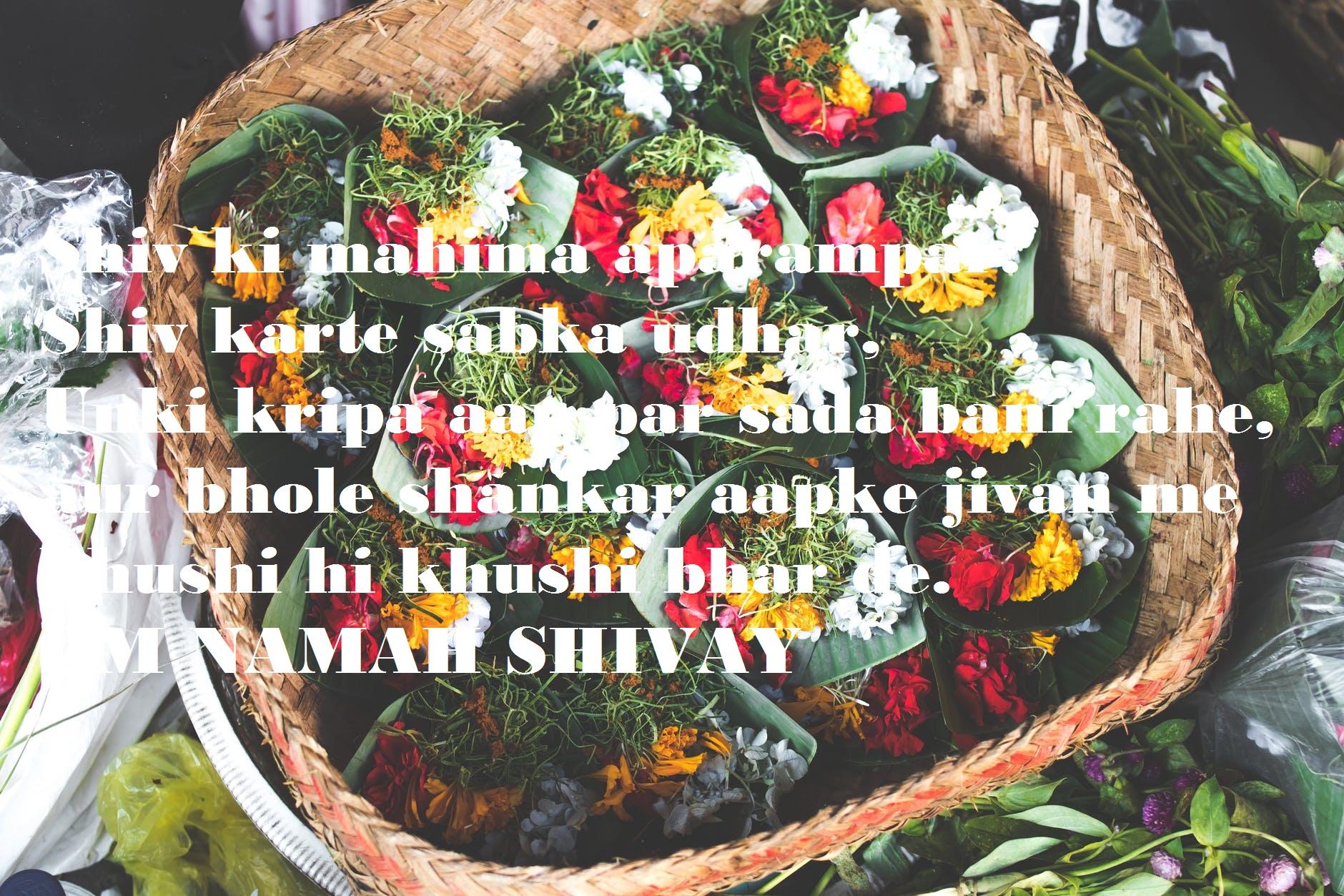 Happy Mahashivratri Wishes
