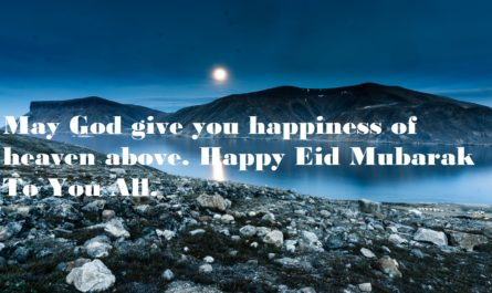 Happy Eid Ul Fitr Wishes in English