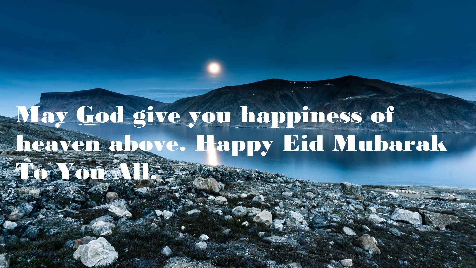 Happy Eid Ul Fitr Wishes in English
