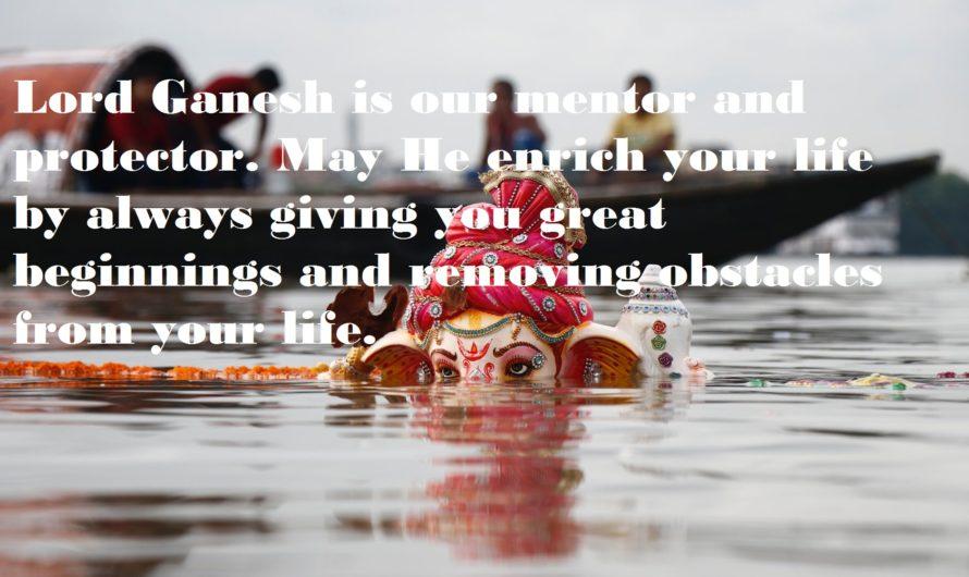 Happy Ganesh Chaturthi Wishes Messages in English, Hindi, Tamil & Marathi