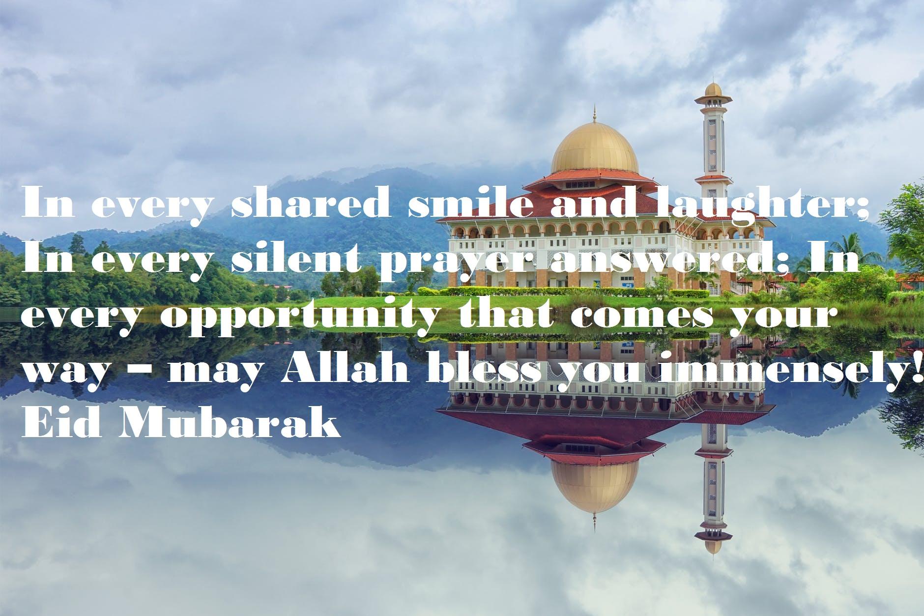 Eid Fitr Wishes