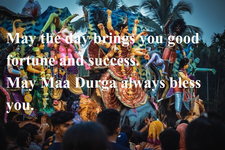 Top 50 Happy Navratri Wishes in Hindi, English for Whatsapp