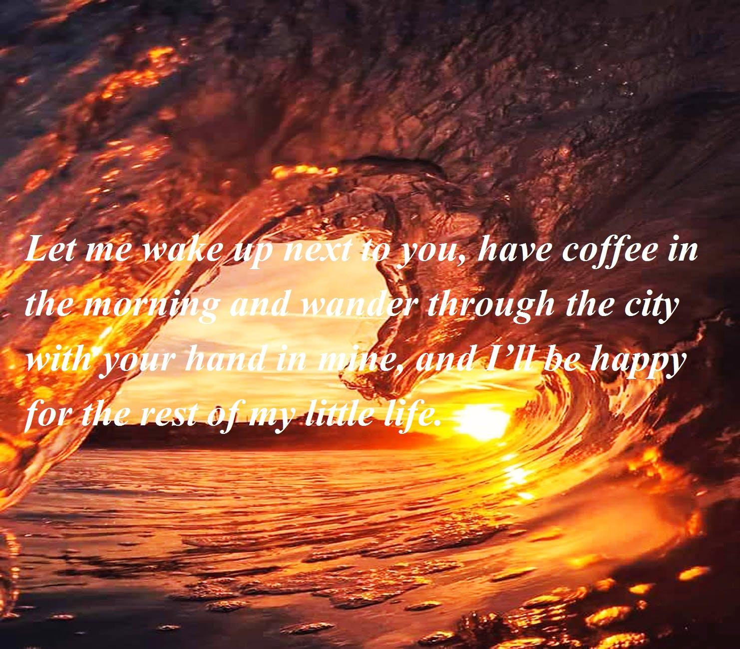 Romantic Good Morning Quotes