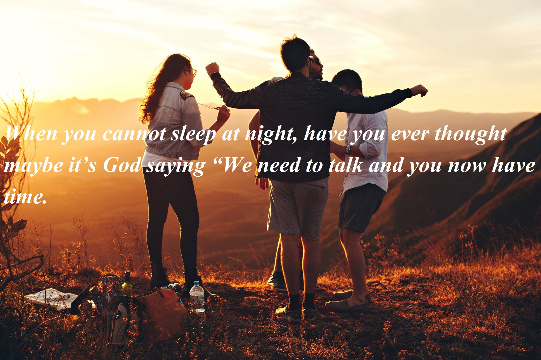 Good Night Life Quotes