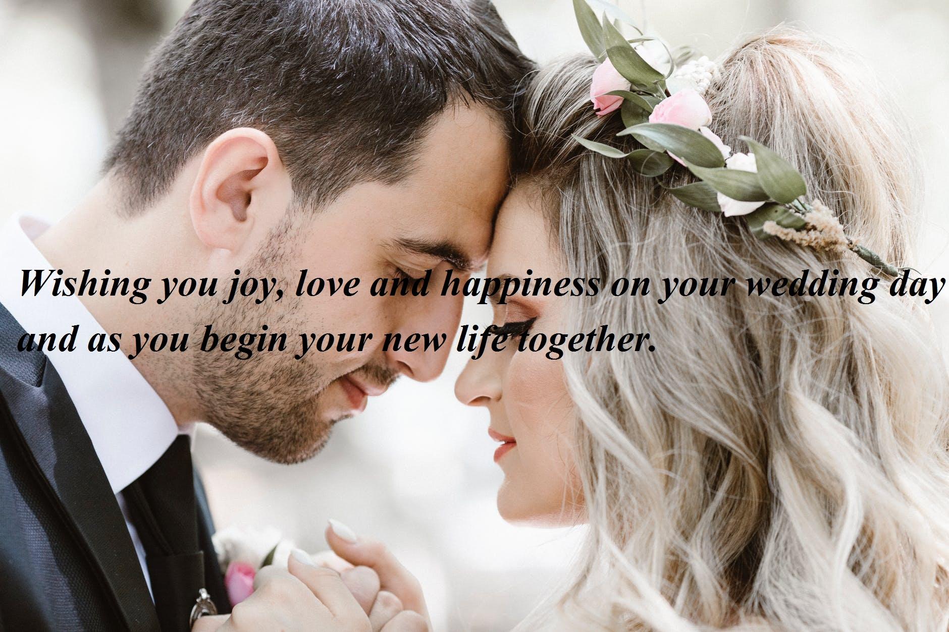 Happy Marriage Wish Quotes