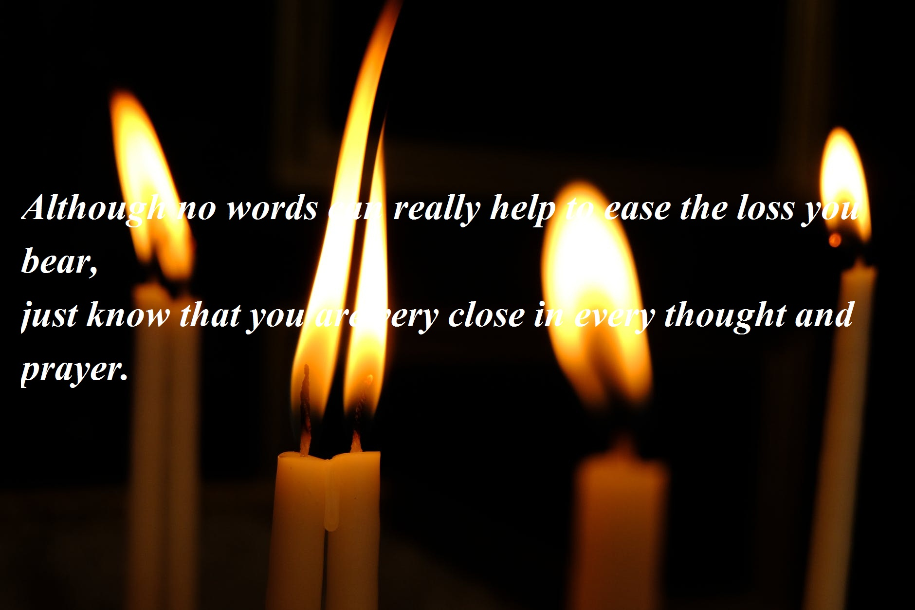Memory Candle Quotes