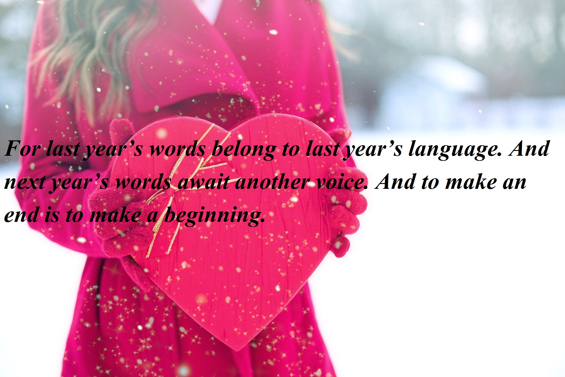 New Year New Beginning Quotes