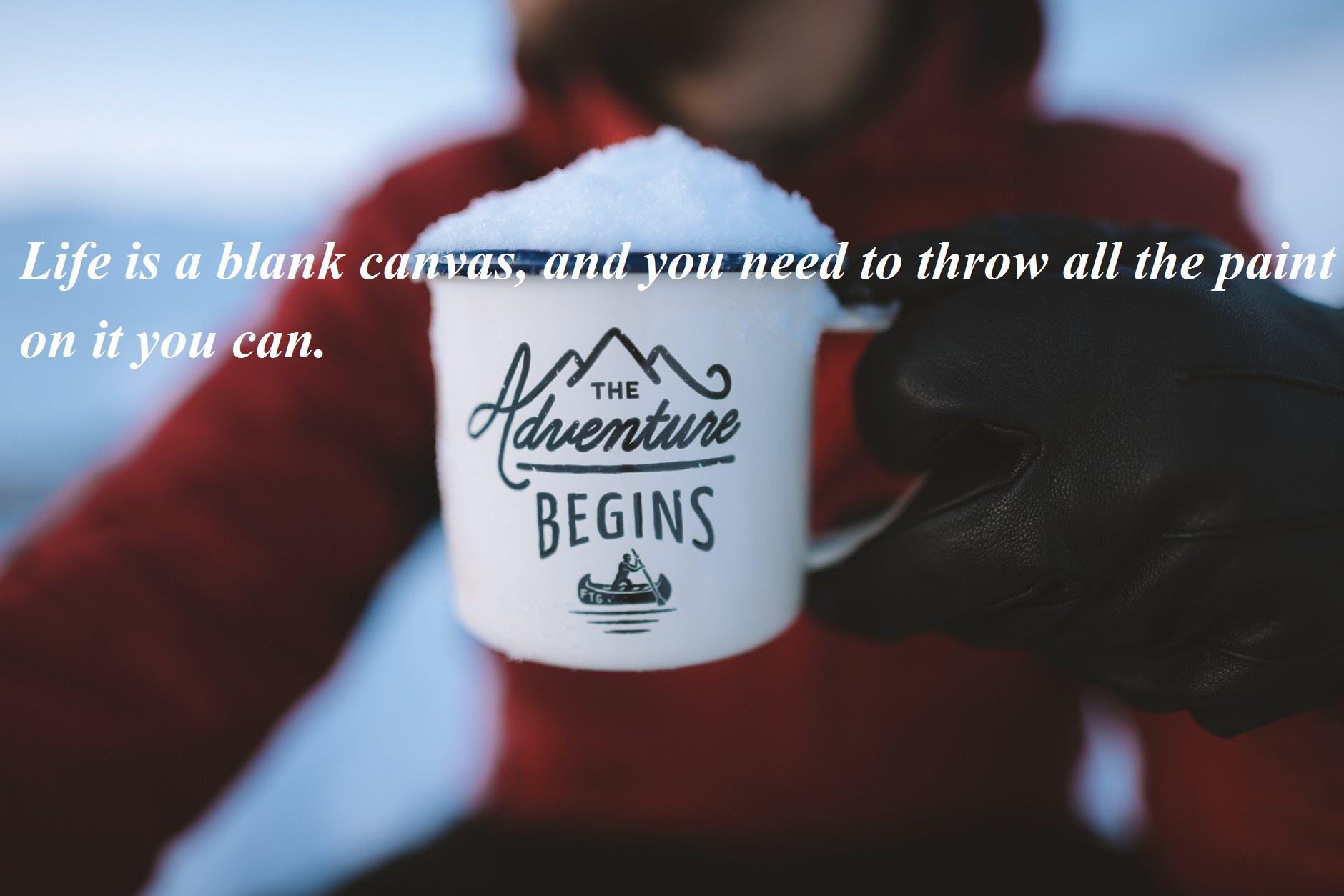 New Adventure Quotes