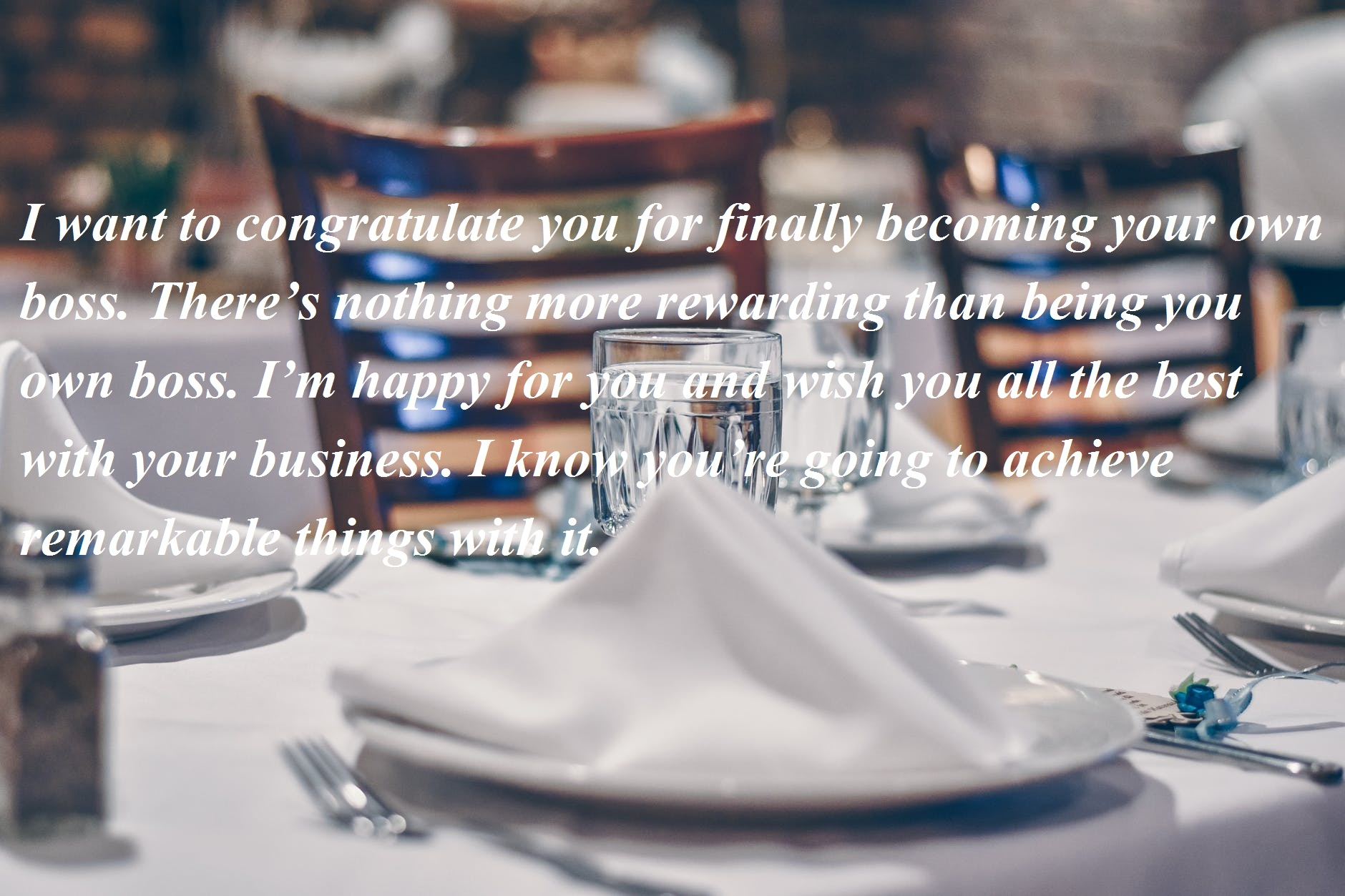 Best Wishes for New Business Venture Quotes