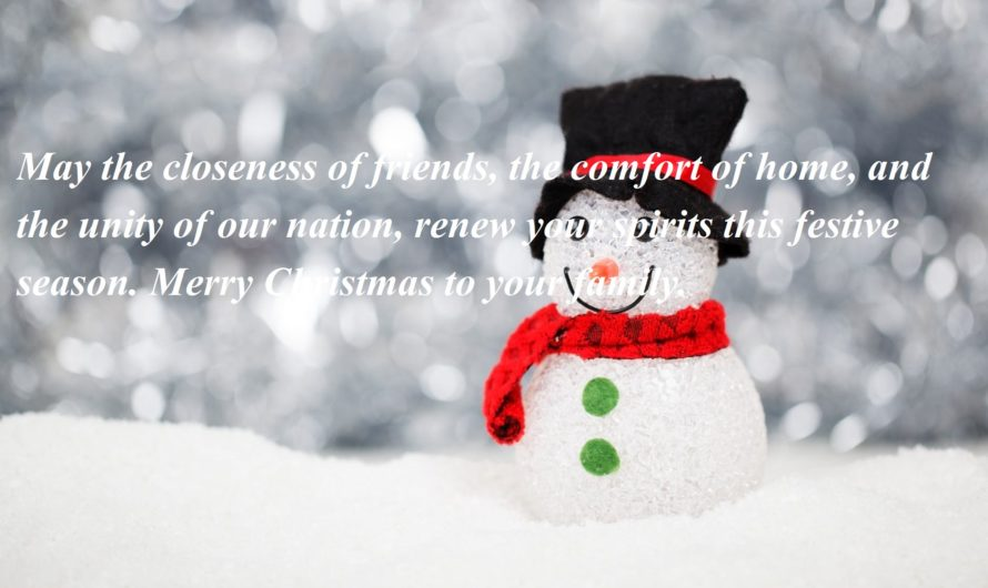 Top 10 + Warm Christmas Wishes Quotes