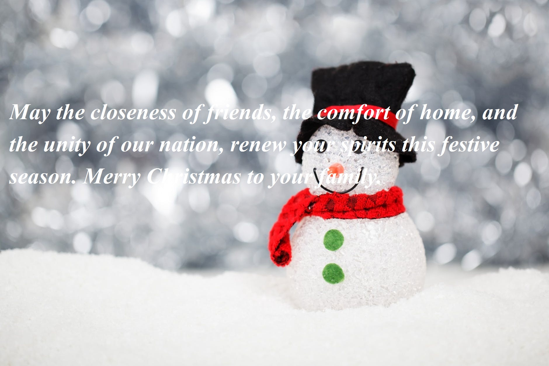 Warm Christmas Wishes Quotes