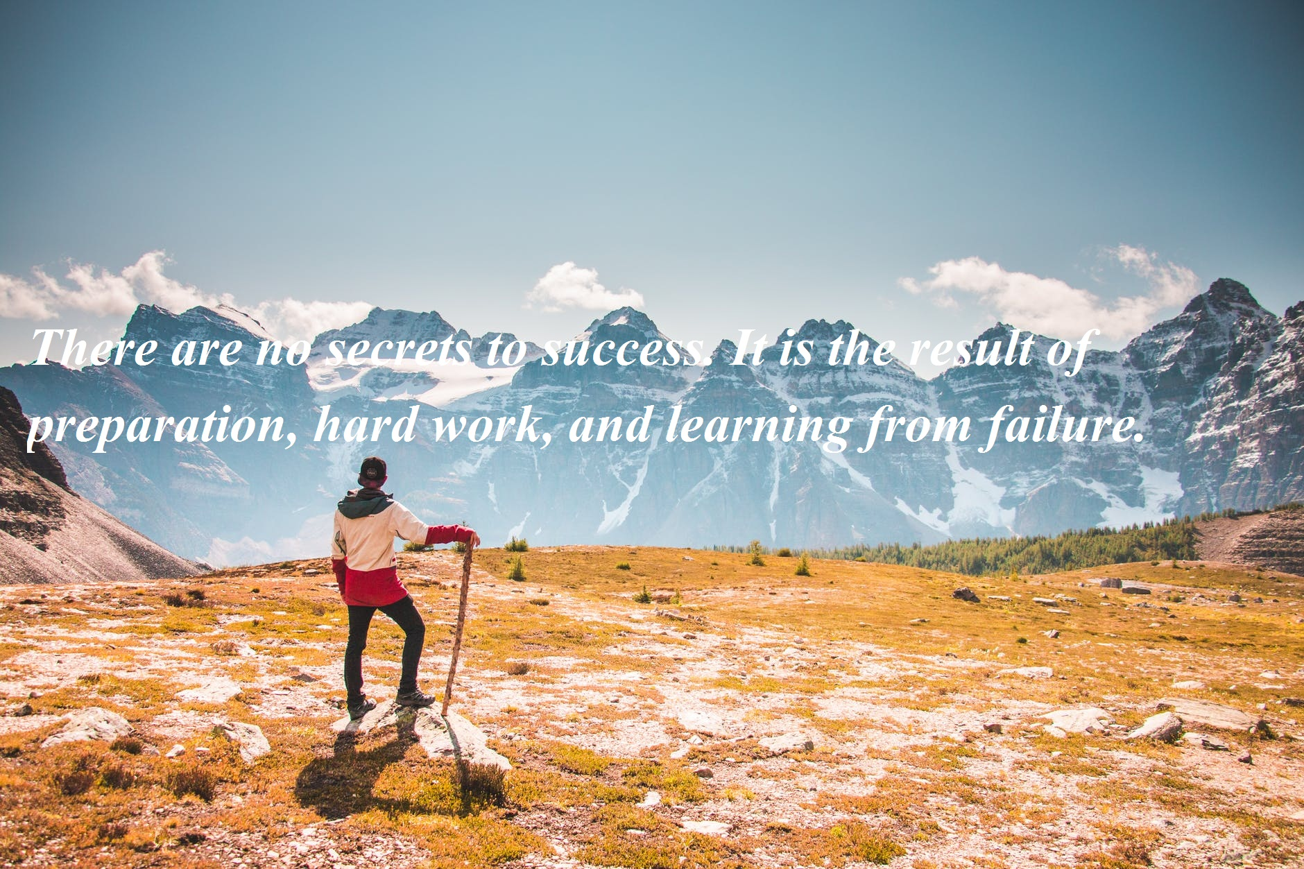 Hard Work Leads to Success Quotes