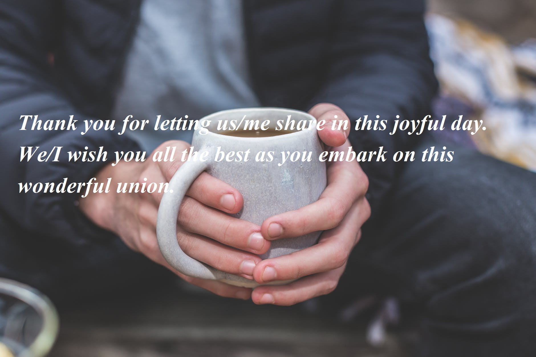 Wedding Well Wishes Quotes