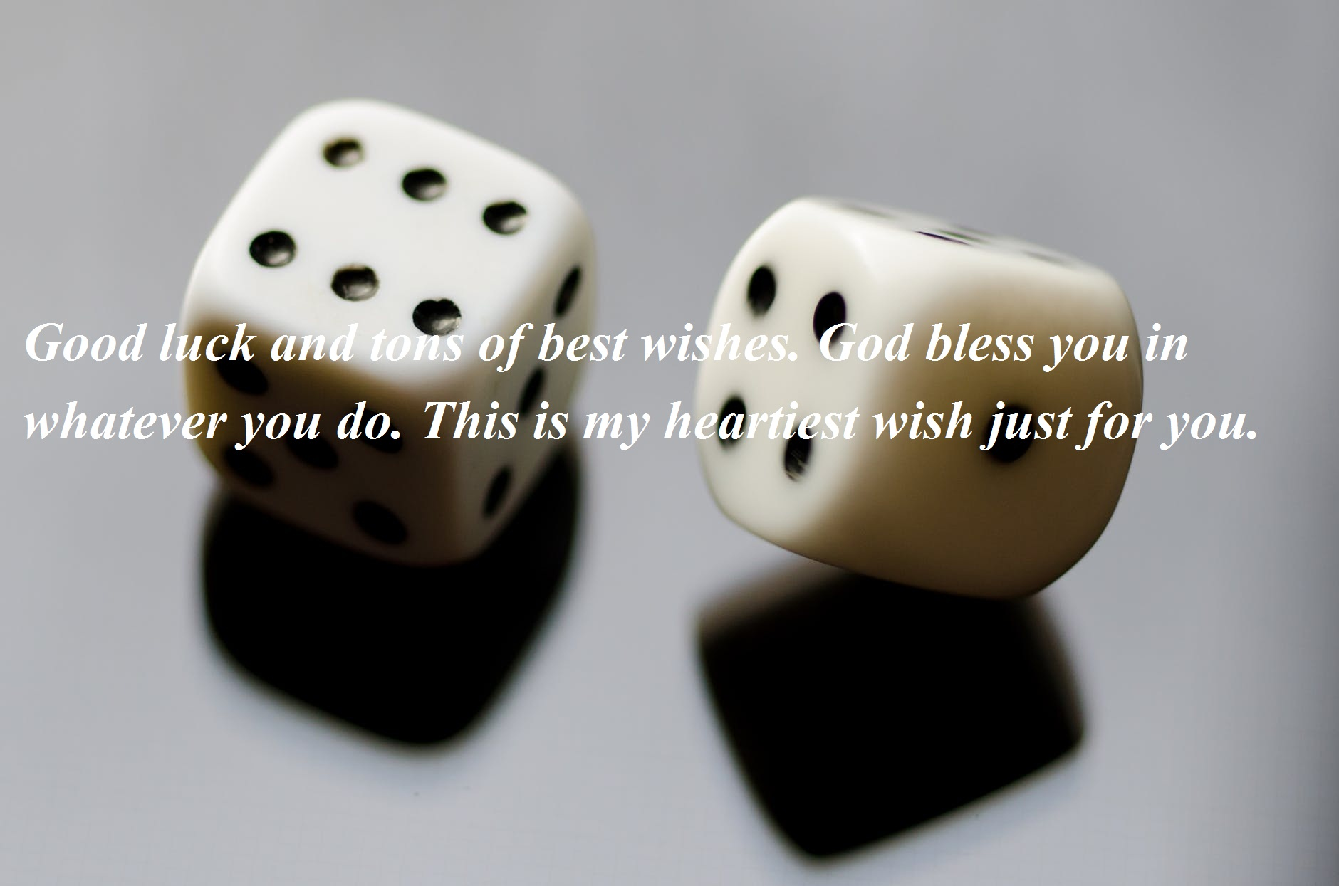 I Wish You the Best of Luck Quotes