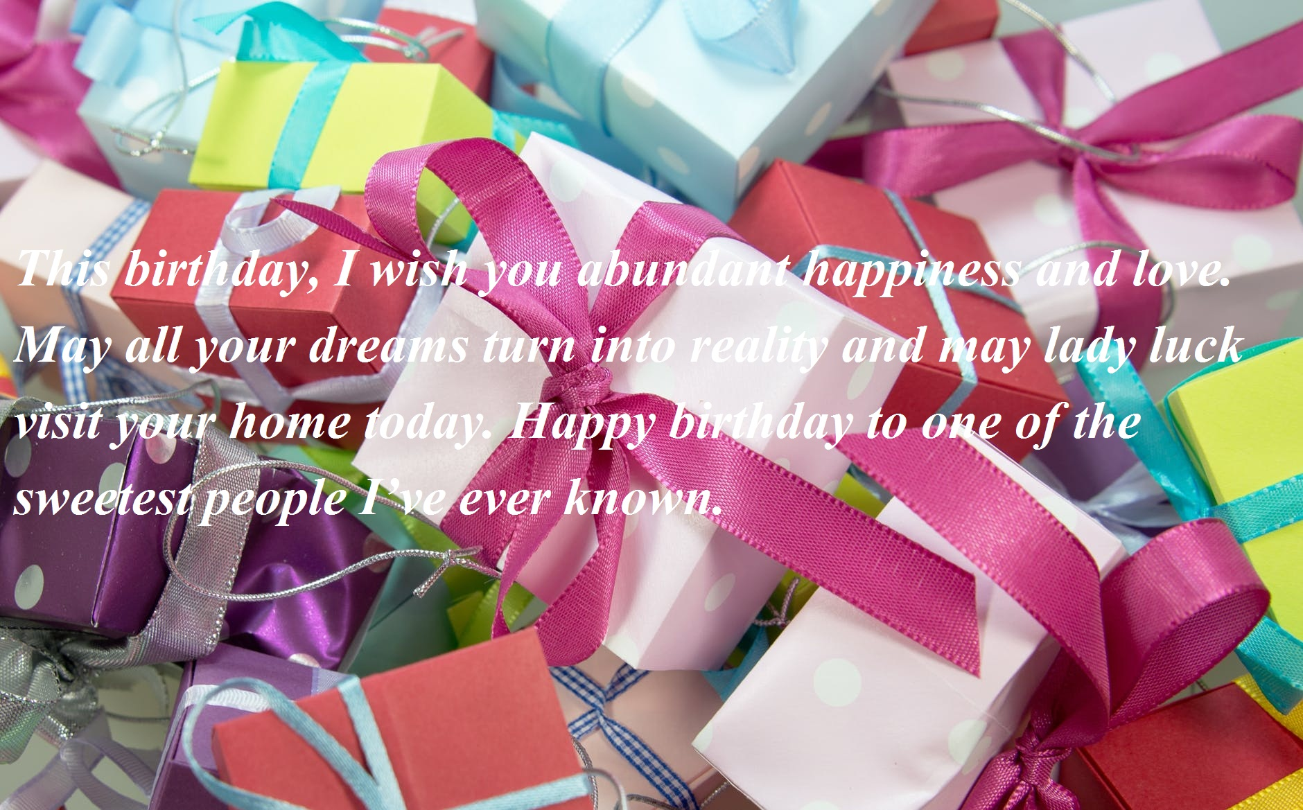 Birthday Blessing Quotes